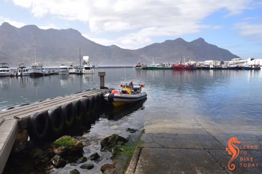 Peace and quiet in Hout Bay