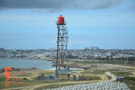 Deal light, Port Elizabeth